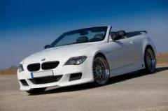 BMW 6 Series Convertible  car