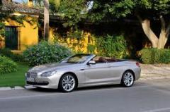 BMW 1 Series Convertible car