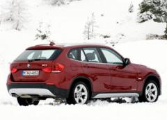 BMW X1 xDrive28iE84 series car