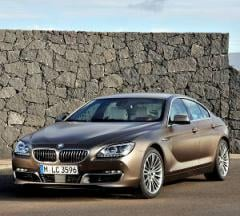 BMW 640i Gran Coupe F14 series car