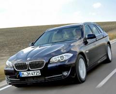 BMW 525d TouringF11 series car