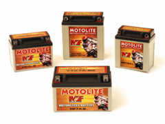Motolite Maintenance-Free Motorcycle Batteries