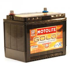 Motolite Gold Batteries