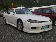 Nissan Silvia car