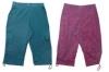 Ladies Capri's Pants
