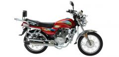 Star-X155 motorcycle