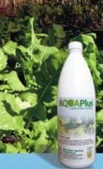 Liquid Organic Fertilizers  AquaPLUS
