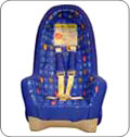 Rearward Faced Child Seats - smaller children (0-4 years)