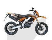 Renegade 250 motorcycle