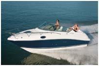 240 Sundancer boat