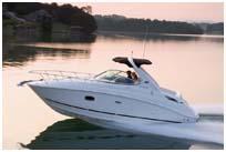 280 Sundancer boat