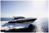 Targa 58 boat