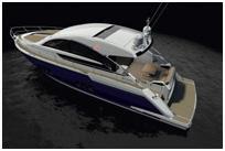 Targa 50 boat