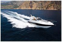 Targa 38 boat