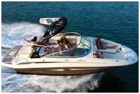 220 Sundeck boat