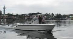 25 Ahi boat
