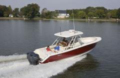 Pursuit S 310 boat
