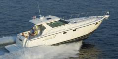 Tiara Sovran 4700 boat