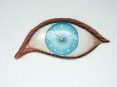Eye Wall Clocks