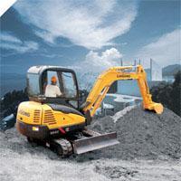 Hydraulic Excavator CLG904C