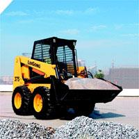 Skid Steer Loader 375