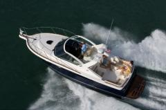 Tiara Coronet boat