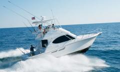 Tiara Convertible 3900 boat