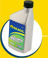 Seaoil 4T Power motor oil
