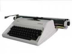 Semi Portable Typewriter Carina 3