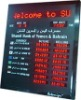 LED Rate Electronic Scoreboard