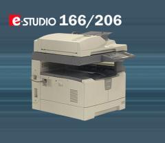 Copier Black and White e-Studio 166/206