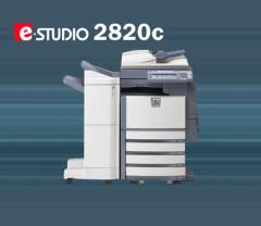 Copier Full Color e-Studio 2820C