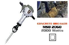 MSB 2060 Concrete Breaker