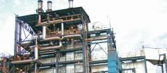Lean Gas Fired Boiler