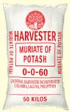 Muriate of Potash 0-0-60 fertilizer
