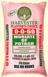 Muriate of Potash 0-0-60 ammo-phos fertilizer