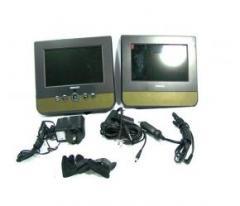 "Rank Arena Portable DVD Player 7"" LCD"