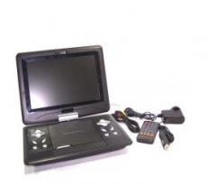 "Rank Arena 9"" Portable DVD Player SWIVEL"