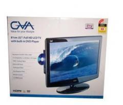 "GVA 32"" FUll HD LCD TV w /built in DVD"