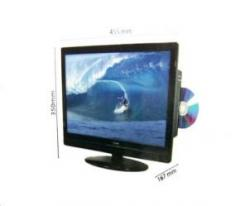 "GVA 18.5"" Full HD LCD TV ( Multi-System)"