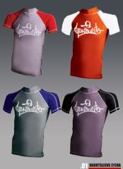 Rash Guards (Lycra) T-Shirts