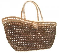 Decor Wicker Bag