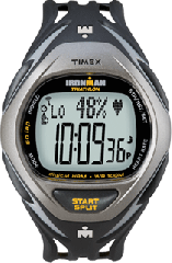 Timex Trainer Watch Heart Rate Monitor