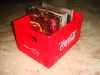 Coca Cola CD / DVD Crate