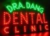 LED Sign Dental Clinic Dentist