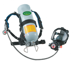 Breathing Apparatus Protection