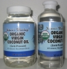 USDA Certified Organic Virgin Coconut Oil
