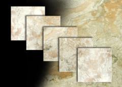 Rosa Mistica - Polished tiles