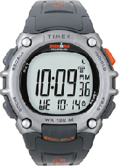 Timex Watch Ironman 100 Lap with Flix System