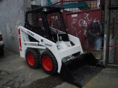 TCM (Bobcat) 543 payloaders